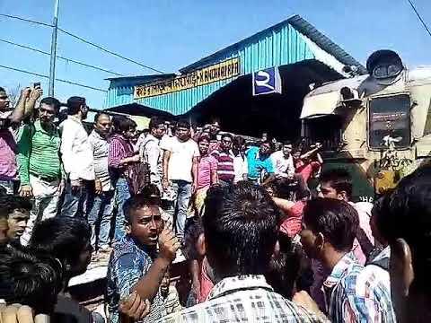 Kanchrapara strike