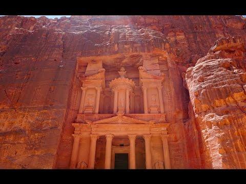 JORDAN | Mafraq, Amman, Petra