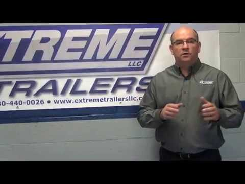 Extreme Trailers, LLC Flatbed Trailers  Industry Best Tare Weight