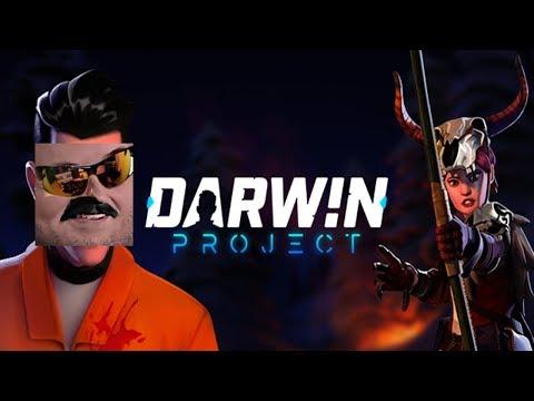 Forsen plays - Darwin Project