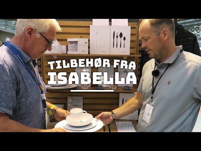 Isabella tilbehør