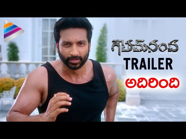 Goutham Nanda Theatrical Trailer Gopichand Hansika Catherine Latest Telugu Movie Trailers