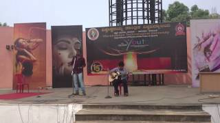 Vtu youth fest 2015-BIET