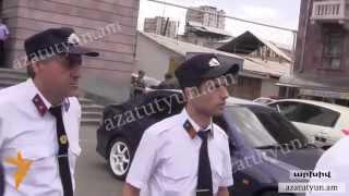 Սուրիկ Խաչատրյանի վարորդի որդին գրավի դիմաց ազատ է արձակվել