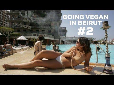 Going Vegan In Beirut #2