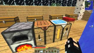 №2 Индустриальный Minecraft с Zamaruing.