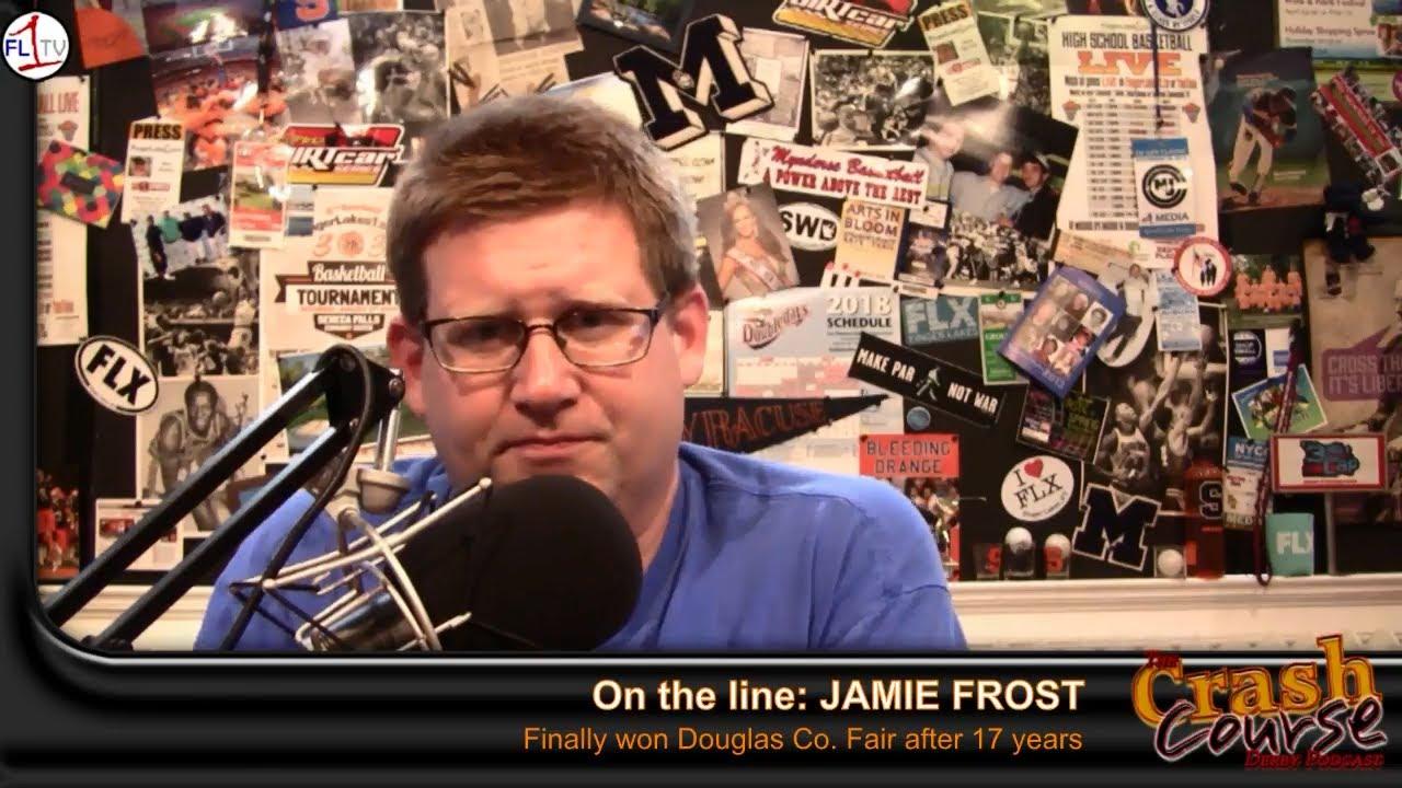 Jamie Frost wins hometown fair ..::.. Crash Course #238