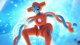 Pokemon Go: Full Deoxys Mythical EX Raid Battle and Catch