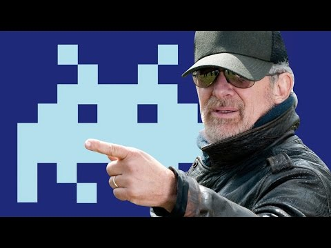 Ready Player One Movie: Spielberg