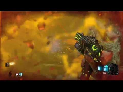 Call of duty black ops lll zombies revolution map game play