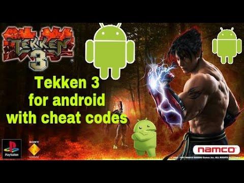tekken 3 all characters cheat code