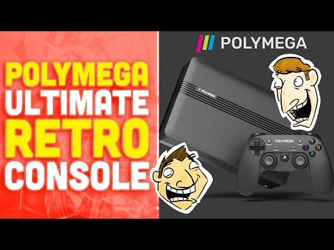 Polymega The Ultimate Retro Console?! - Rerez Hot Take