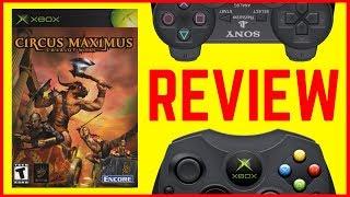REVIEW: Circus Maximus: Chariot Wars (PS2/XBOX)