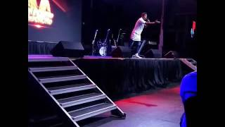 Freemouth live on stage
