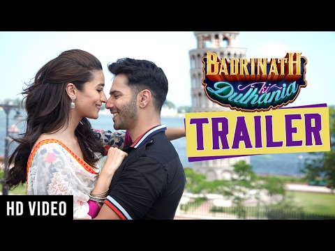 Badrinath Ki Dulhania - Official Trailer |...