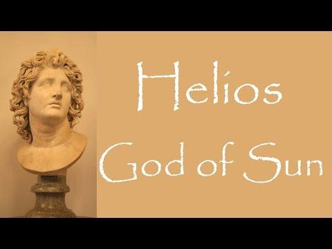 Greek Mythology: Story of Helios