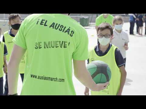 Dia de l'Esport - Colegio internacional Ausiàs March (Picassent)