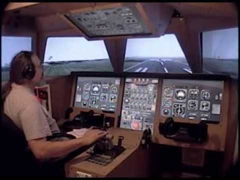 JohnBQuest Flight Simulator   UKATC Flight   092814