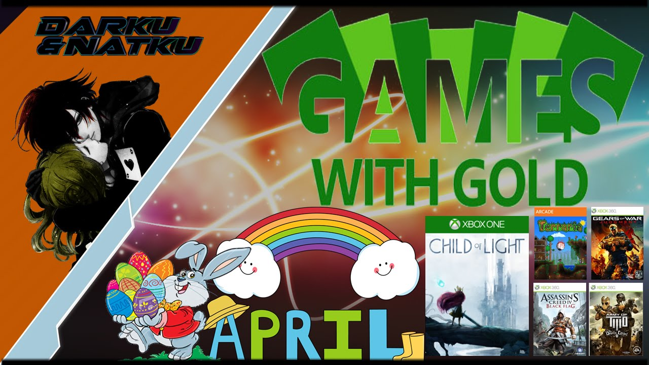 Games With Gold April 2015 Xbox One Xbox 360 Gwg