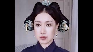 YUYAMIKA Make up painting of Xian Fei role of the drama