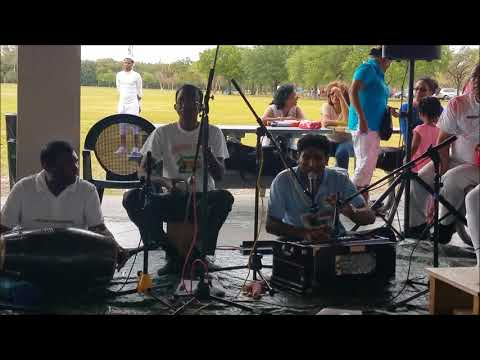 Unity friendship song by Rayen Kalpoe at the Jamaican Phagwah in FL