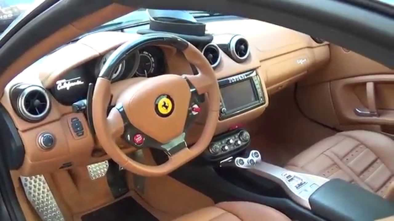 Ferrari California! - YouTube