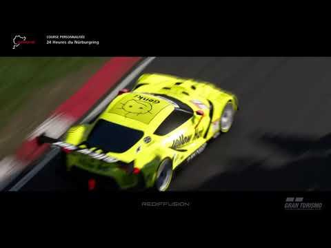Toyota FT-1 - Yellow Hat - Gran Turismo™SPORT