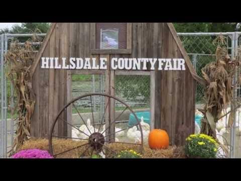 163rd Hillsdale County Fair, Hillsdale Michigan