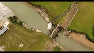 Lake Dunlap Dam Fail 5 14 2019