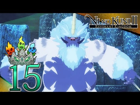 Ni No Kuni 2: Revenant Kingdom - Part 15 - Zagg