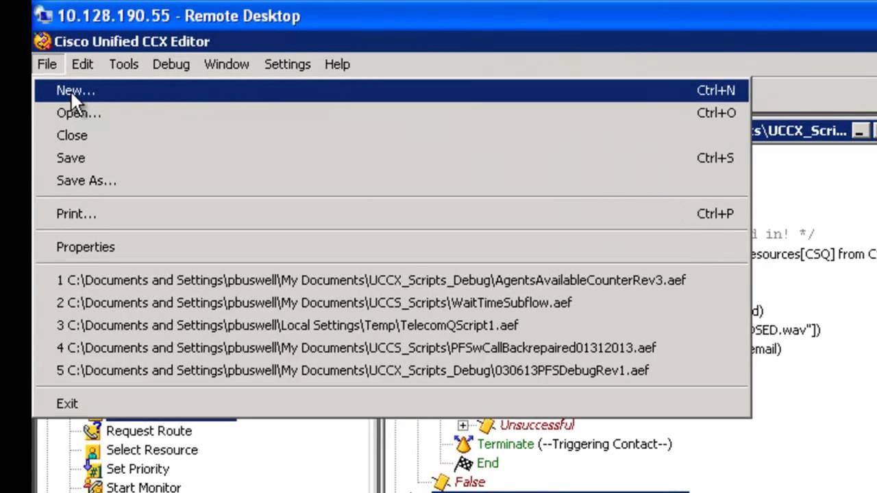 UCCX Scripting | DrVoIP