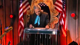 I Love You Because (Gary Carter on the pedal steel guitar)