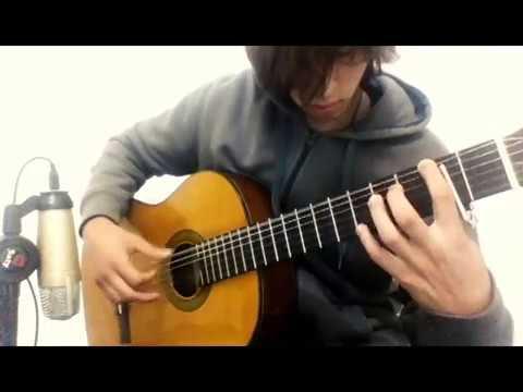 Nanatsu no Taizai OP - Netsujou no Spectrum on Acoustic Guitar (fingerstyle) + TAB