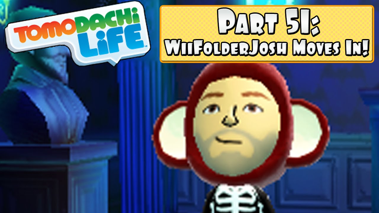 Tomodachi Life 3ds Part 51 Wiifolderjosh Moves In Streetpass Bigger Are Circuit For Series 220v To Campers Youtube