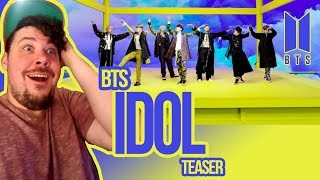 Download Video Mikey Reacts to BTS 'Idol' Teaser MP3 3GP MP4