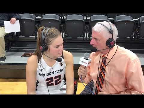 Oregon State Beavers - Beaver WBB dominates Cal Poly in season opener 79-54!