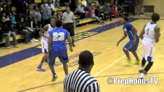 Marquel Ingram 2015 Detroit Pershing highlights vs Walled Lake Western