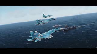 Su-33 for DCS World Release Trailer