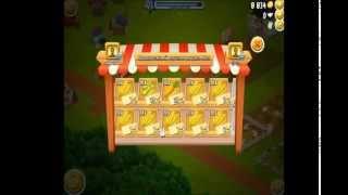 Как быстро зарабатывать опыт и алмазы в игре Hay Day