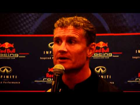 David Coulthard on team integration in the F1 races