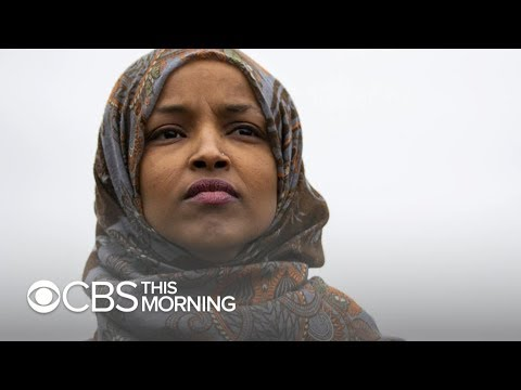 "Rep. Ilhan Omar apologizes for comments deemed ""anti-Semitic tropes"" Mp3"