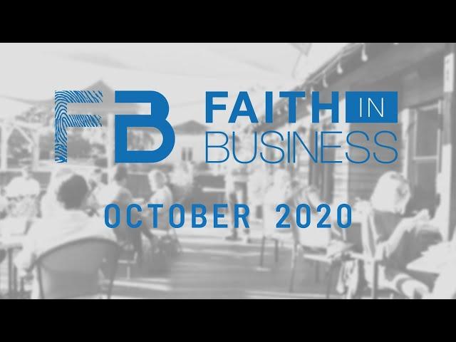 Faith in Business October 2020
