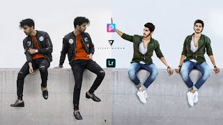 Vijay Mahar dual character photo editing | Vijay Mahar new photo editing | Aman junction