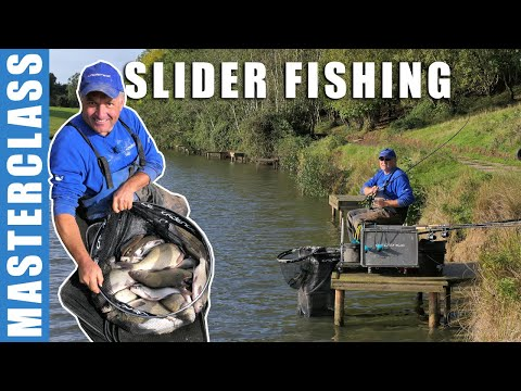Slider Fishing Masterclass