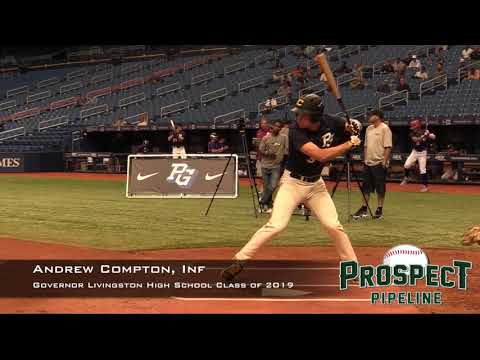 Andrew Compton Prospect Video, Inf, Governor Livingston High School Class of 2019
