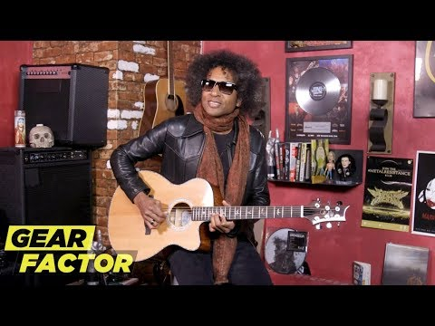 Alice in Chains' William DuVall Plays His Favorite Riffs