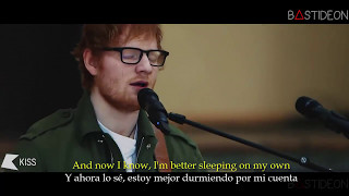 Ed Sheeran - Love Yourself (Sub Español + Lyrics)