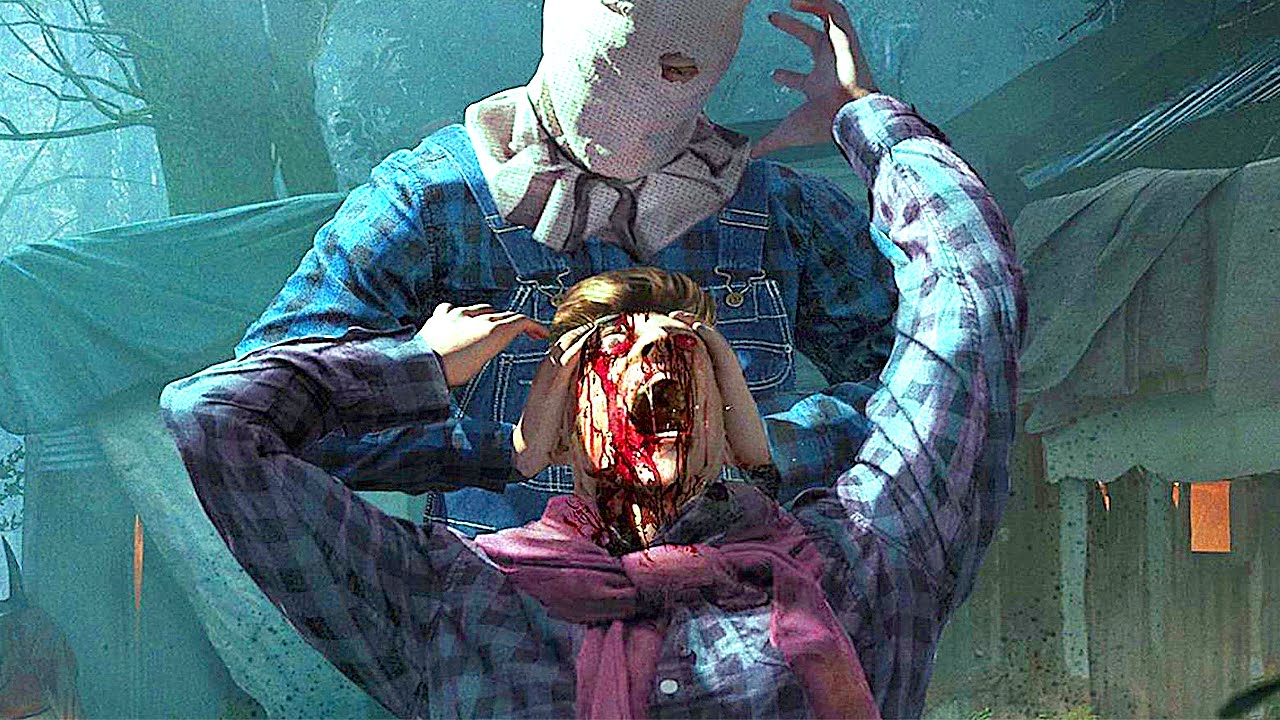 friday the 13th game ps4 jason voorhees execution kill gameplay