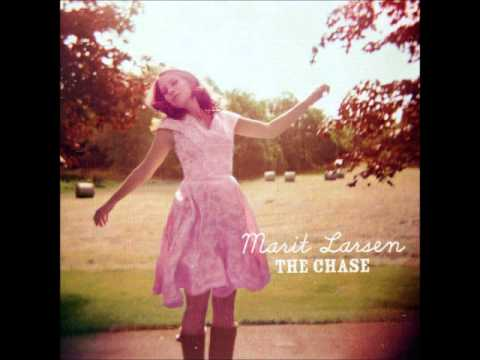 Marit Larsen - The Chase:歌詞+中文翻譯