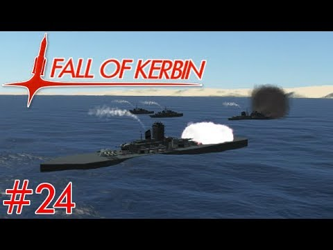 KSP Fall Of Kerbin #24 : Clash Of The Titans